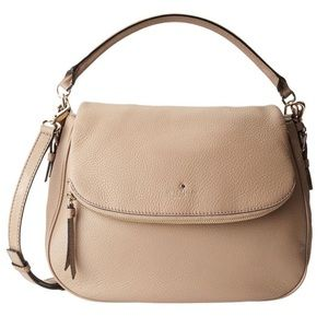 Kate spade small devin cobble gill shoulder bag